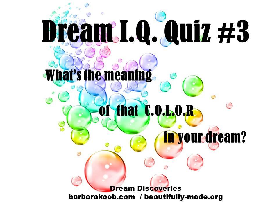DreamQuiz3